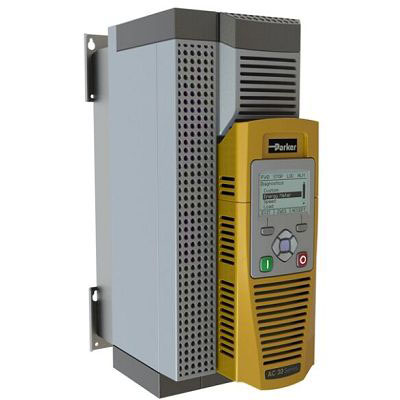 AC VARIABLE FREQUENCY DRIVES, HP RATED - AC30 SERIES [COMPLETE DRIVE PACKAGE]